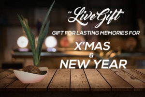 Live New year Gift ideas